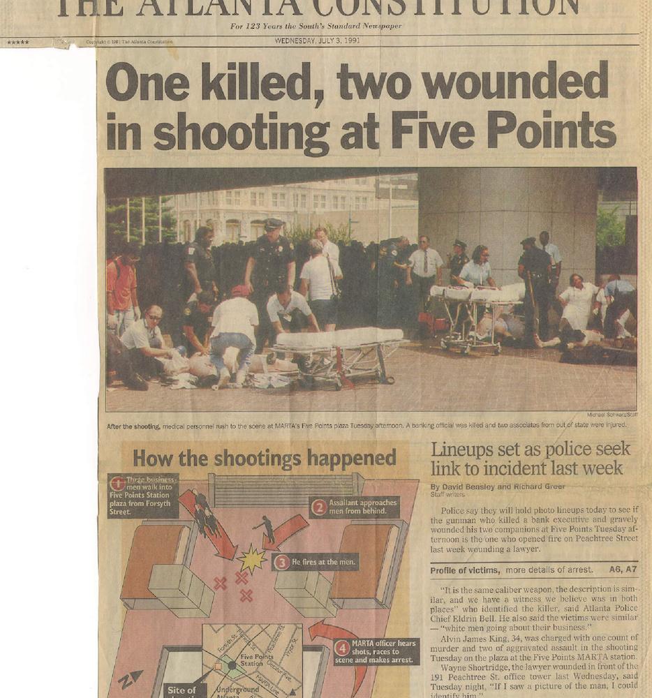Atlanta Journal Newspaper
